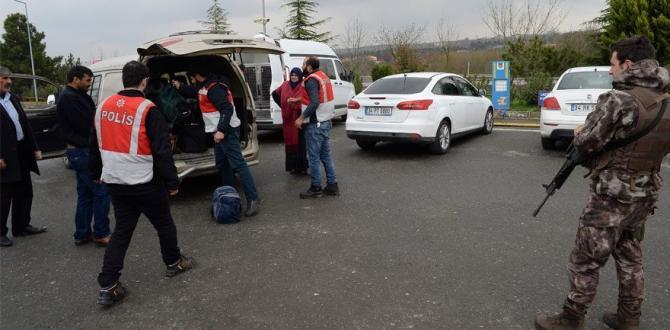 Kurt Kapanı operasyonunda 152 kişi gözaltına alındı