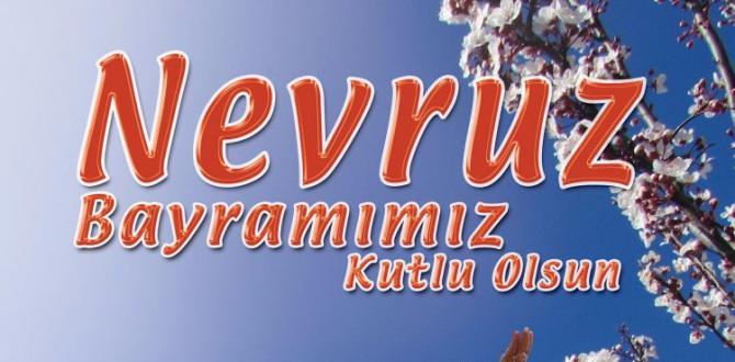 Nevruz Şöleni 21 Mart'ta Topkapı Türk Dünyası'nda