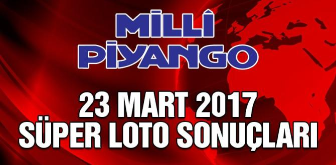 Süper Loto sonuçları 23 Mart: Büyük ikramiye 13 milyonu geçti!