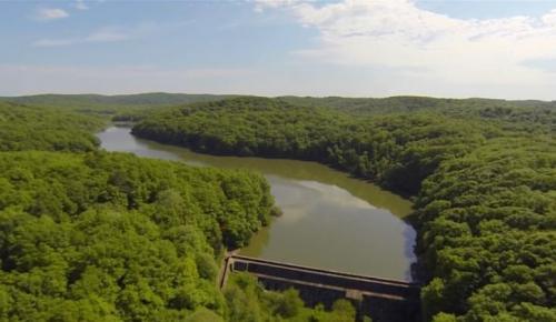 Tarihi su yolu sistemi belgesel film oluyor