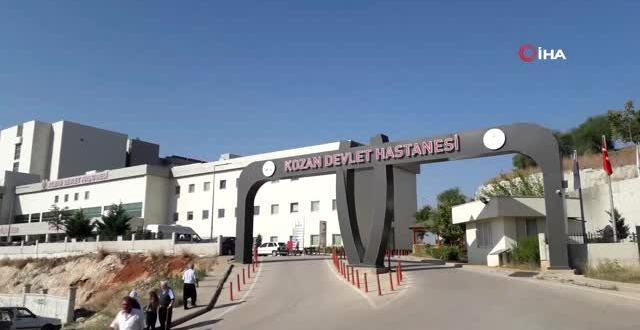 Adana'nın Kozan ilçesinde