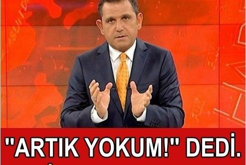 SON DAKİKA: Fatih Portakal'dan Beklenmedik Karar..