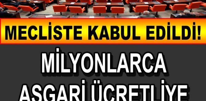 SON DAKİKA: Milyonlarca Asgari Ücretliye CORONA MÜJDESİ..