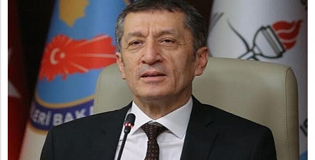 Milli Eğitim Bakanı Ziya Selçuk açıkladı