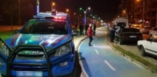 Jandarma'ya Balıkesir'de saldırı yapıldı yaralı askerler bulunuyor