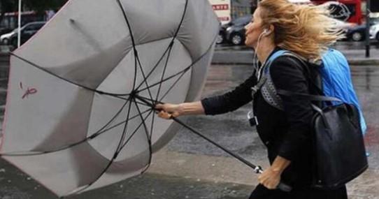 Meteoroloji'den Acil Durum Uyarısı: 100 KM Hızla Geliyor