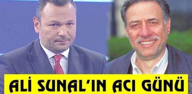 Ali Sunal için zor veda