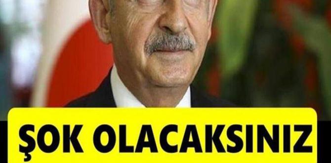 """Şok Olacaksınız: Kılıçdaroğlu İçin """"Vur Emri"""""""