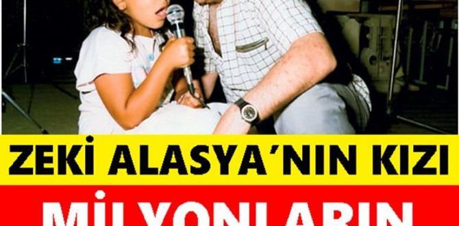 Zeki Alasya'nın Evladı Milyonların Sevgilisi Ünlü Oyuncu Çıktı!