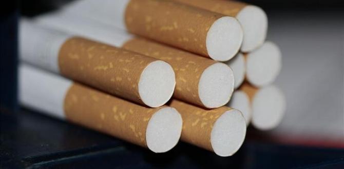 SON DAKİKA: Sigaraya Büyük Zam Geldi..