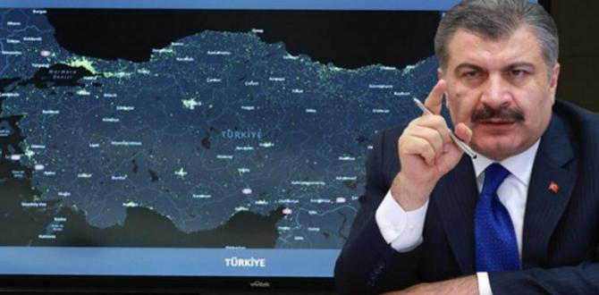 Üç Kent Alarmda: Vaka Sayıları Fırladı!Bazı Yerler Karantinaya Alındı