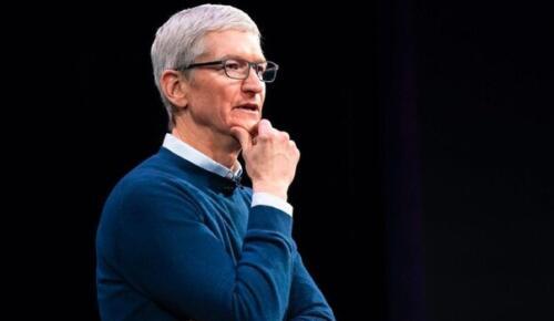 Apple CEO'su Tim Cook da dolar milyarderleri listesine girdi