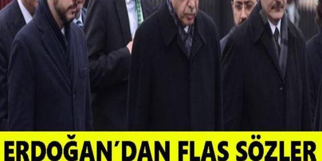 """Erdoğan'ın Sözleri: """"Derhal Görevden Alırım..!"""""""