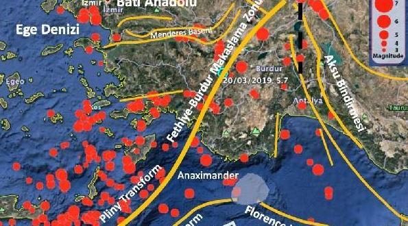 Tsunami Geliyor 6 İlçemizi Yerle Bir Edecek!
