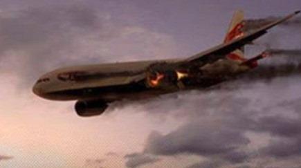 176 Yolcusu Bulunan Yolcu Uçağı Düştü
